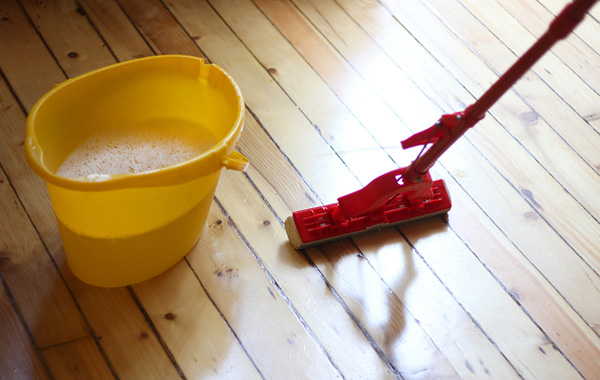 Tips on Taking Care of Wooden Floors